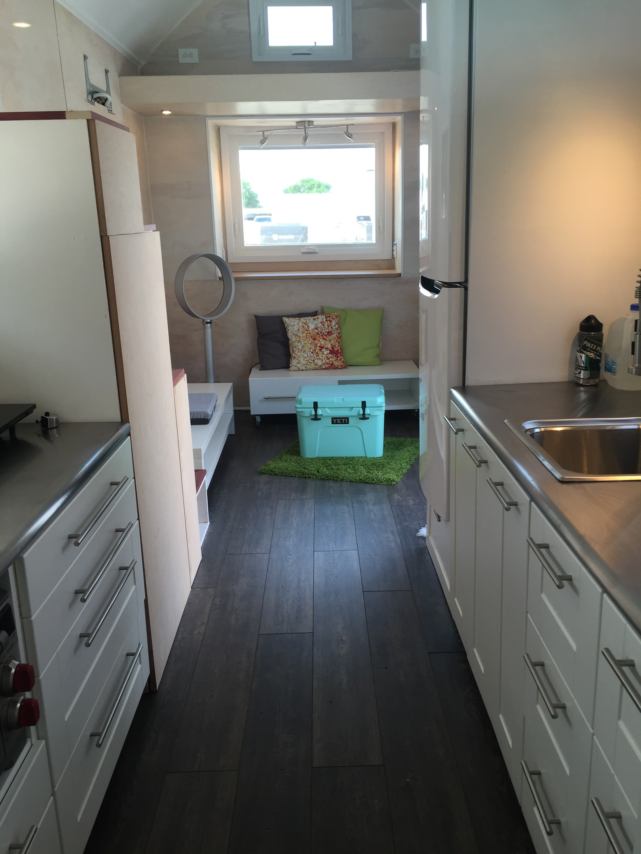 Using Ikea Cabinets In A Tiny House An