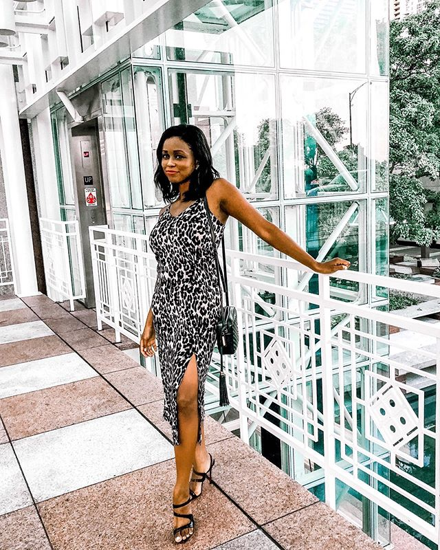 The perfect slip dress for a fun dinner in the city. Looks like this #NSALE leopard 🐆 dress is sold out - but I've linked similar styles through @liketoknow.it Make sure to follow me in the #liketkit app and screenshot this pic for details http://liketk.it/2DBe5  #LTKsalealert #LTKspring #LTKunder100 #LTKunder50