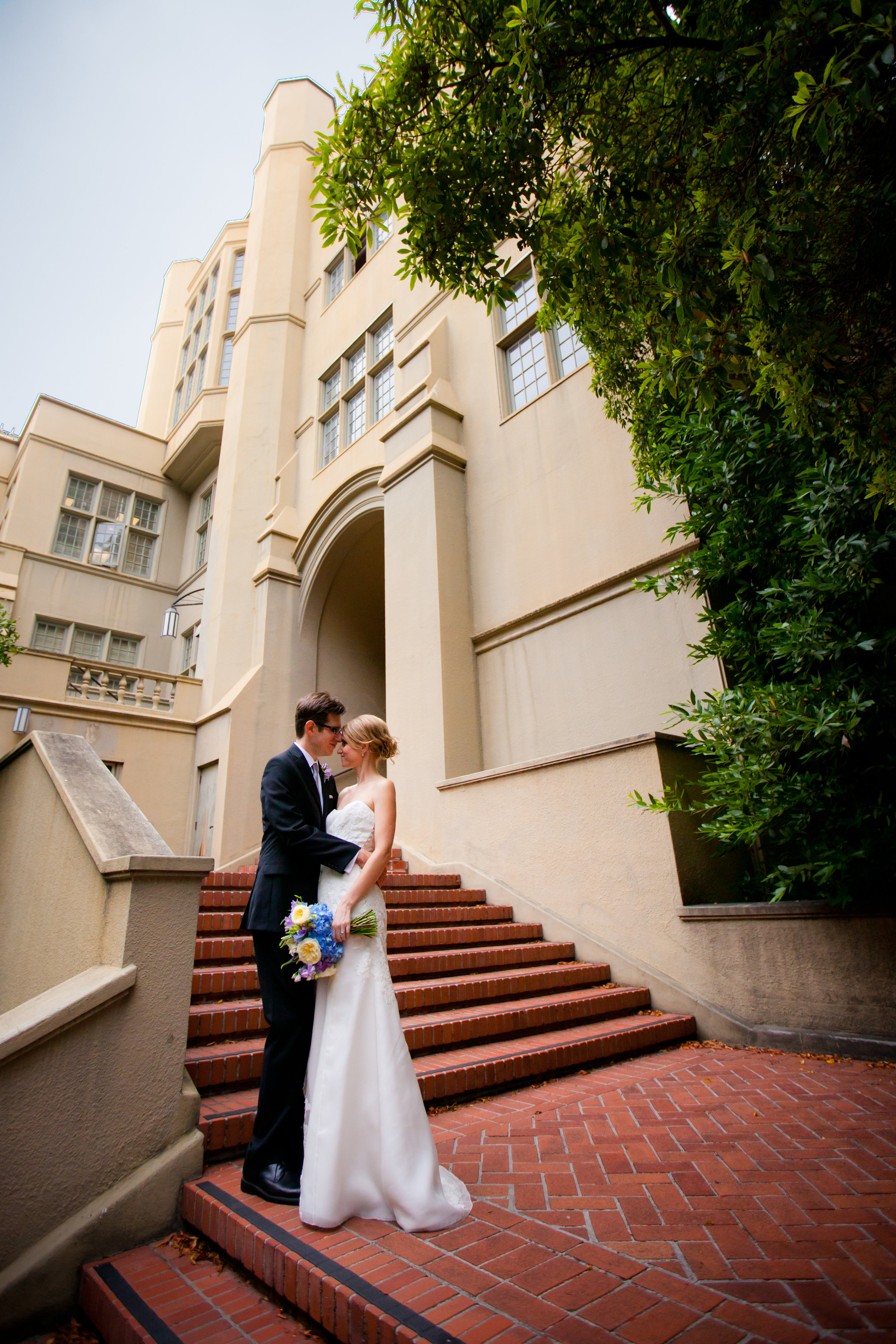 Moira and Rob Kolasinski , July 2011. Dress by Monique Lhullier, Bliss by Erin Filliater @ Wedded Bliss Images.jpg