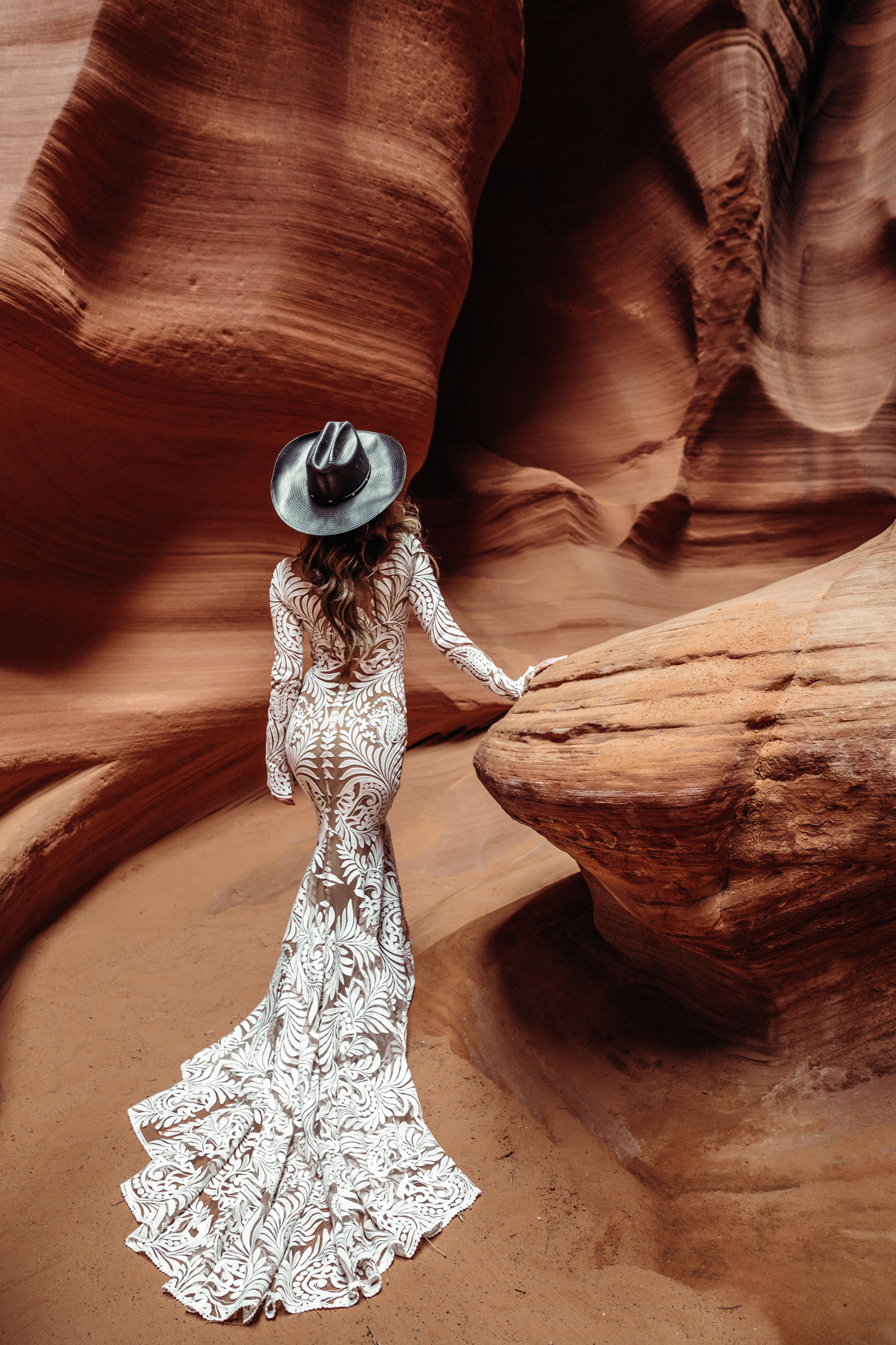 Reno Gown by Rue De Seine Bridal Moonlight Canyon