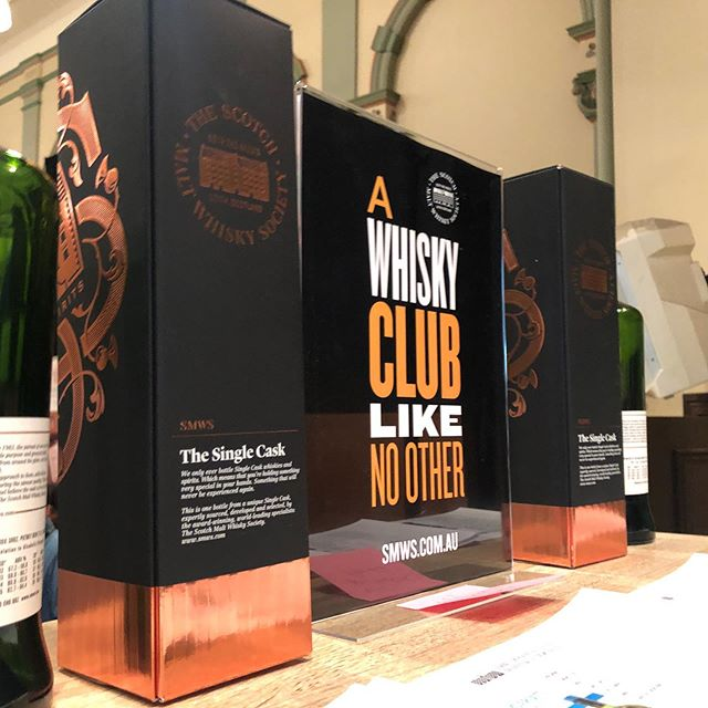 That's a wrap! The Society stage at #whiskyfair for 2019 was a hit, filled at just about every minute, with people tasting and exploring flavour with the best whisky club on earth. See you in 2020 folks!
