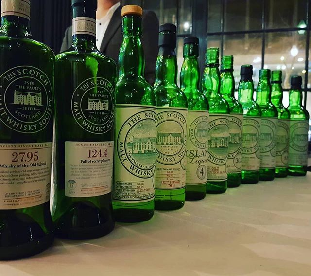 What a night. Last night was the culmination of 2+ years of preparation and research, with 38 Society members and guests enjoying the conviviality of such an evening! Thanks to all who came out, enjoyed 12 x whiskies from yesteryear, and celebrated both UK and Australian history of the society! Sláinte! . . Photo courtesy of @robert.acres #Repost ・・・ Thanks again to @smws_aus for a memorable evening! The huge effort was appreciated and well worth it! . . . #vaults1682 #whiskydinner #thegathering #thesmws #smws #singlecask #singlemalt  #jointheclub
