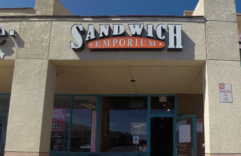 Sandwich Imporium