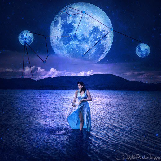 New Moon in Aquarius - February 2019 — Live Beyond Limit