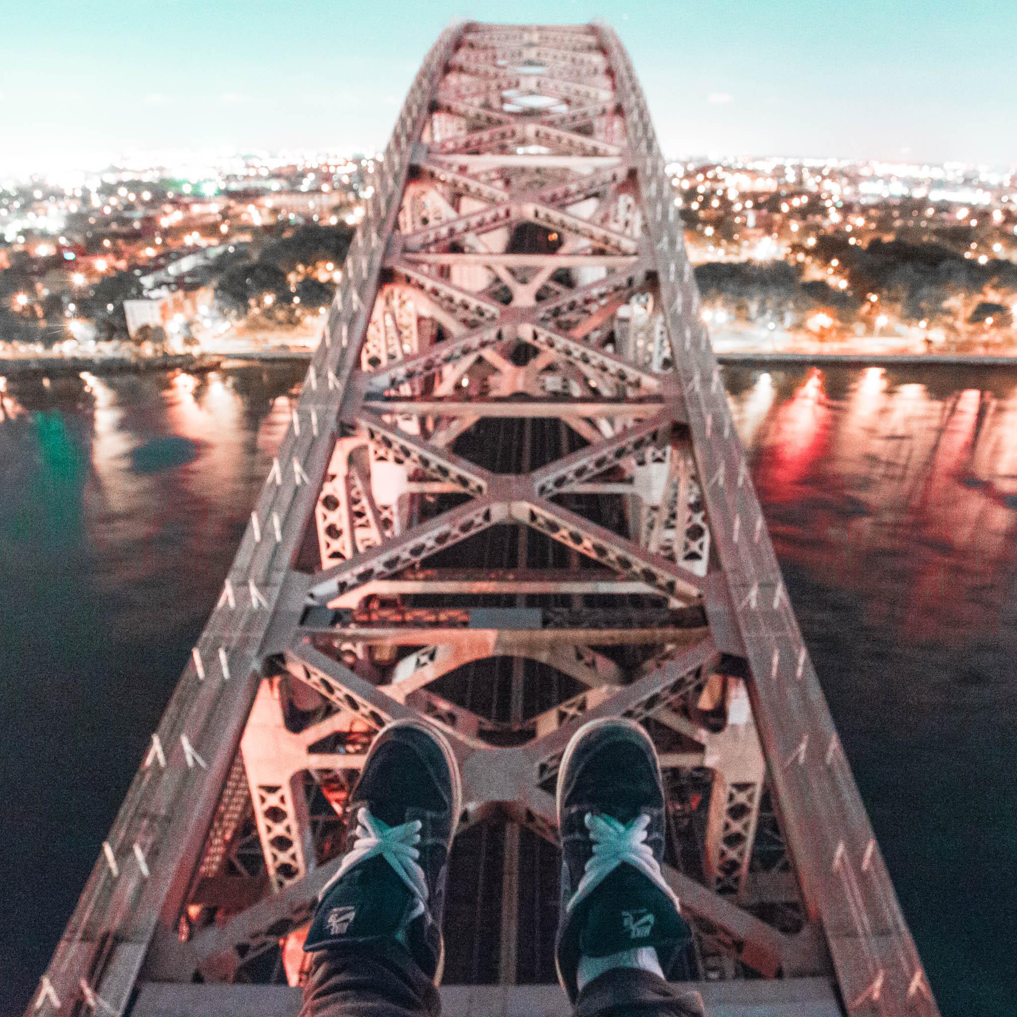Hellsgate Bridge - Queens, NYC