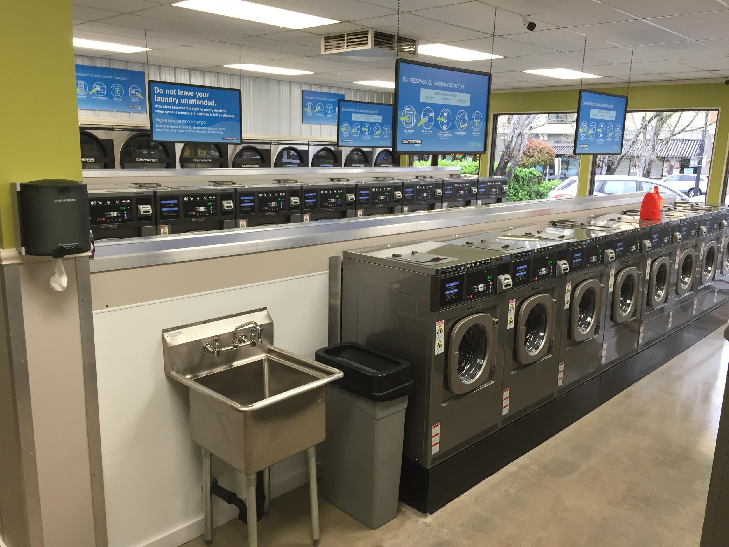 iWash Laundry Express — iWash Laundromats
