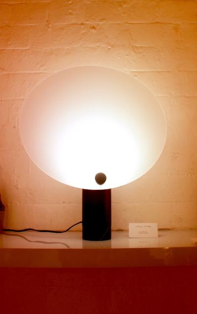 Sun Memories lamp