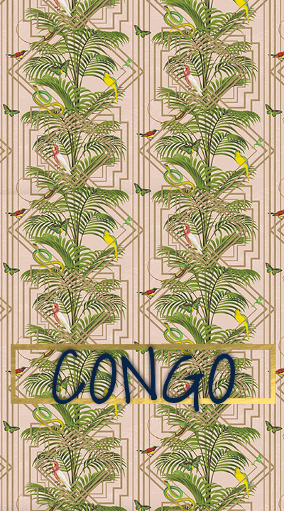 It's arrived, congo wallpaper galore