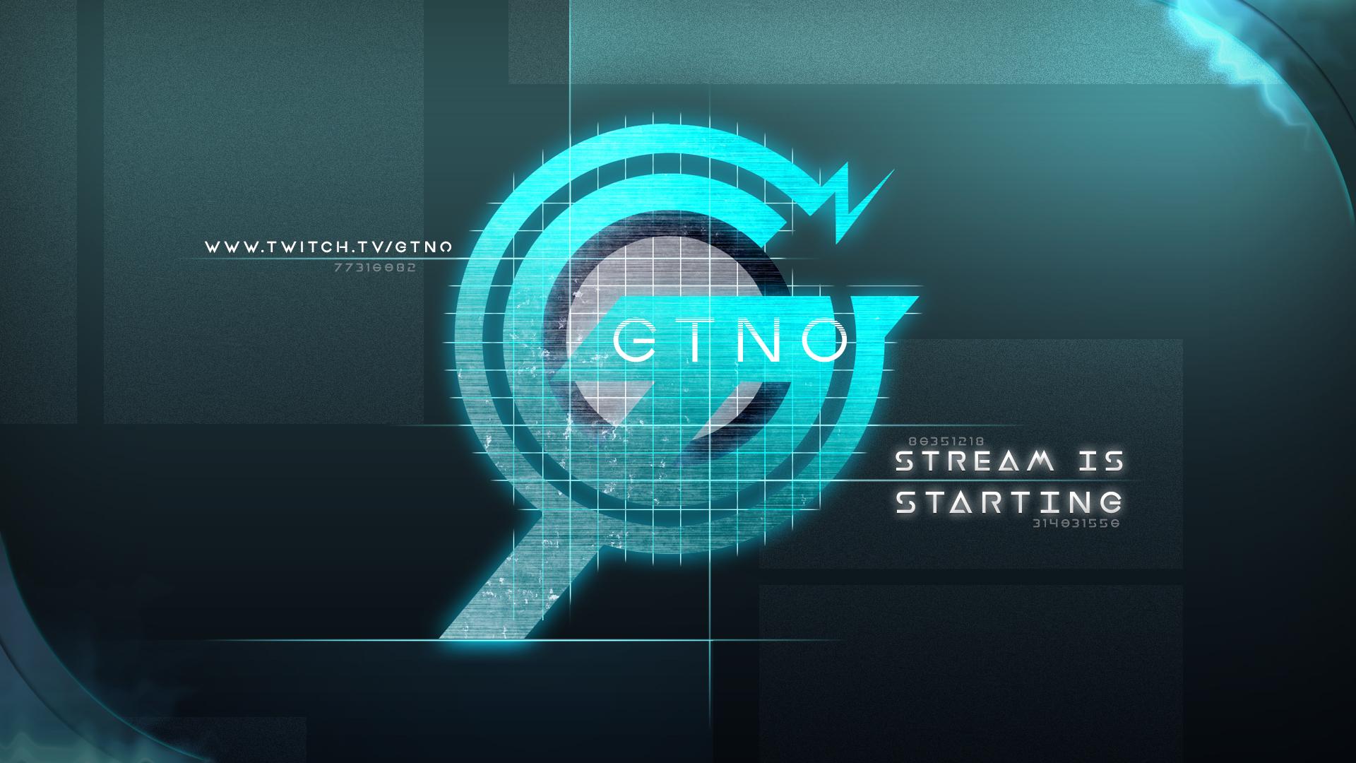 GTNO Branding (Twitch) — David Nguyen