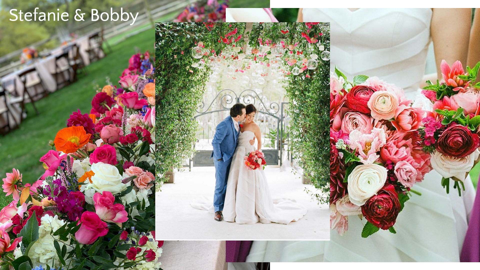 Photos by  Sophie Epton  • Design/Floral by  Merville Events  &  Pearl Events Austin