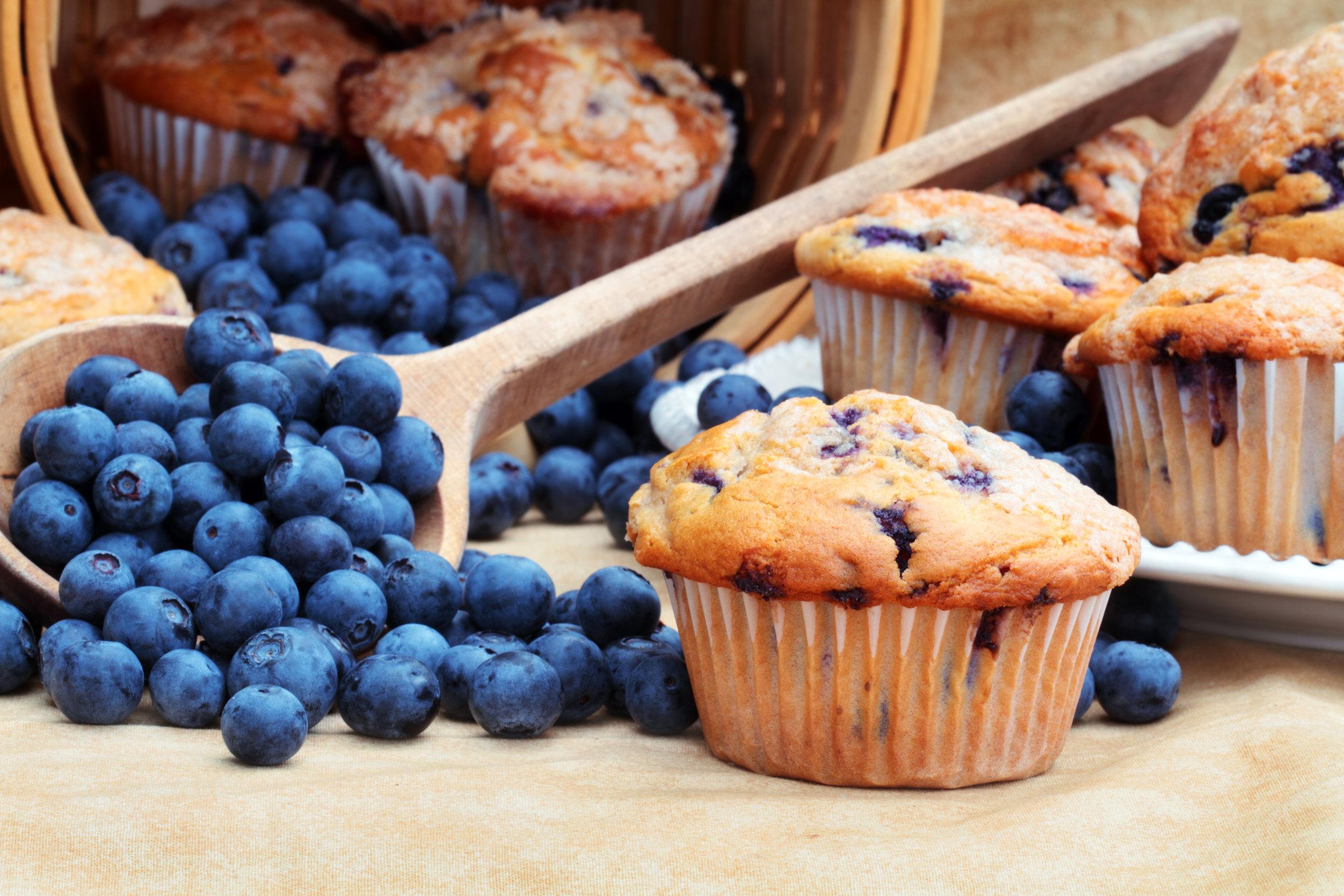 Muffin love of decades...