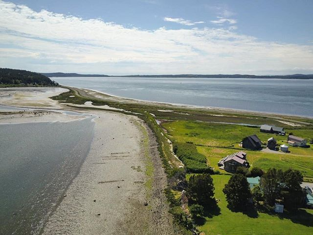 Took the drone out to a weekend trip to Lopez Island. It was great to get out flying the drone again with such beautiful scenery.