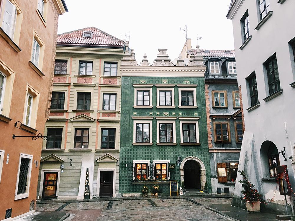 Warsaw, Poland by Becca Kudela