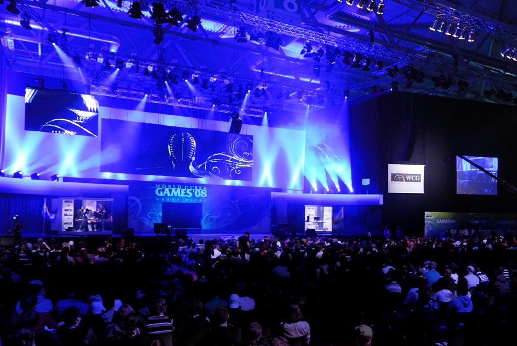 World Cyber Games 2008