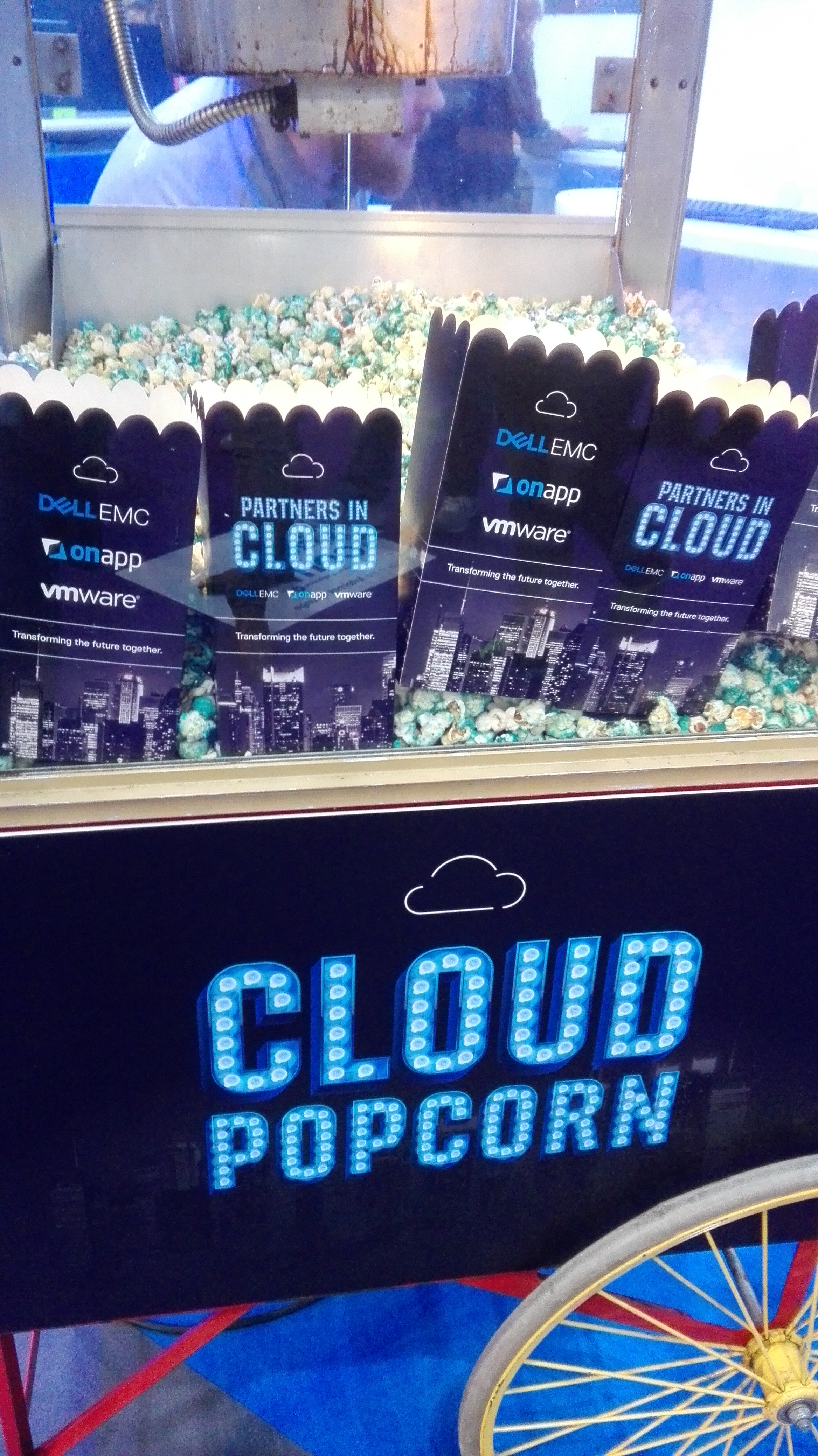 Cloudfest Dell