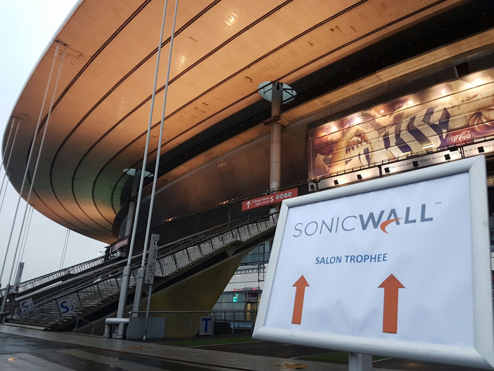 sonicwall emea peak roadshow