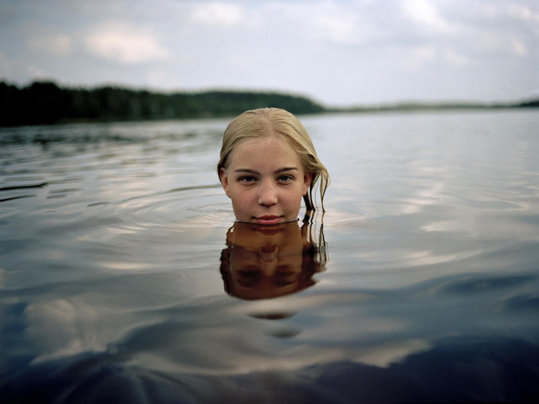 Image from the series  Karelia  by Noora Pelkonen