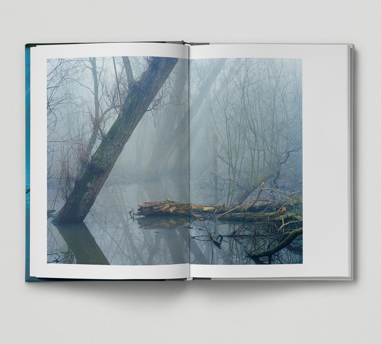 Along the Hackney Canal  photobook