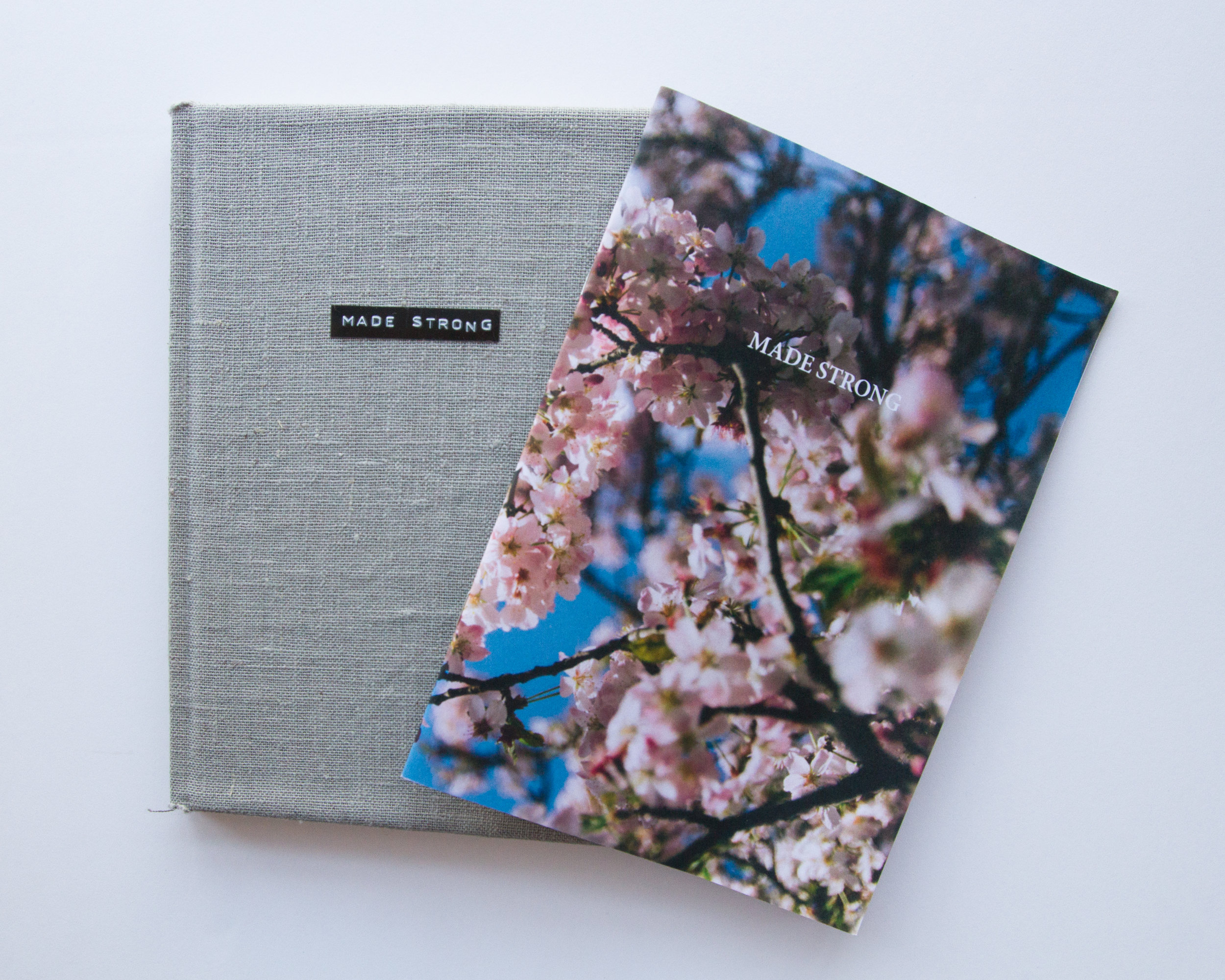 Made Strong  photobook