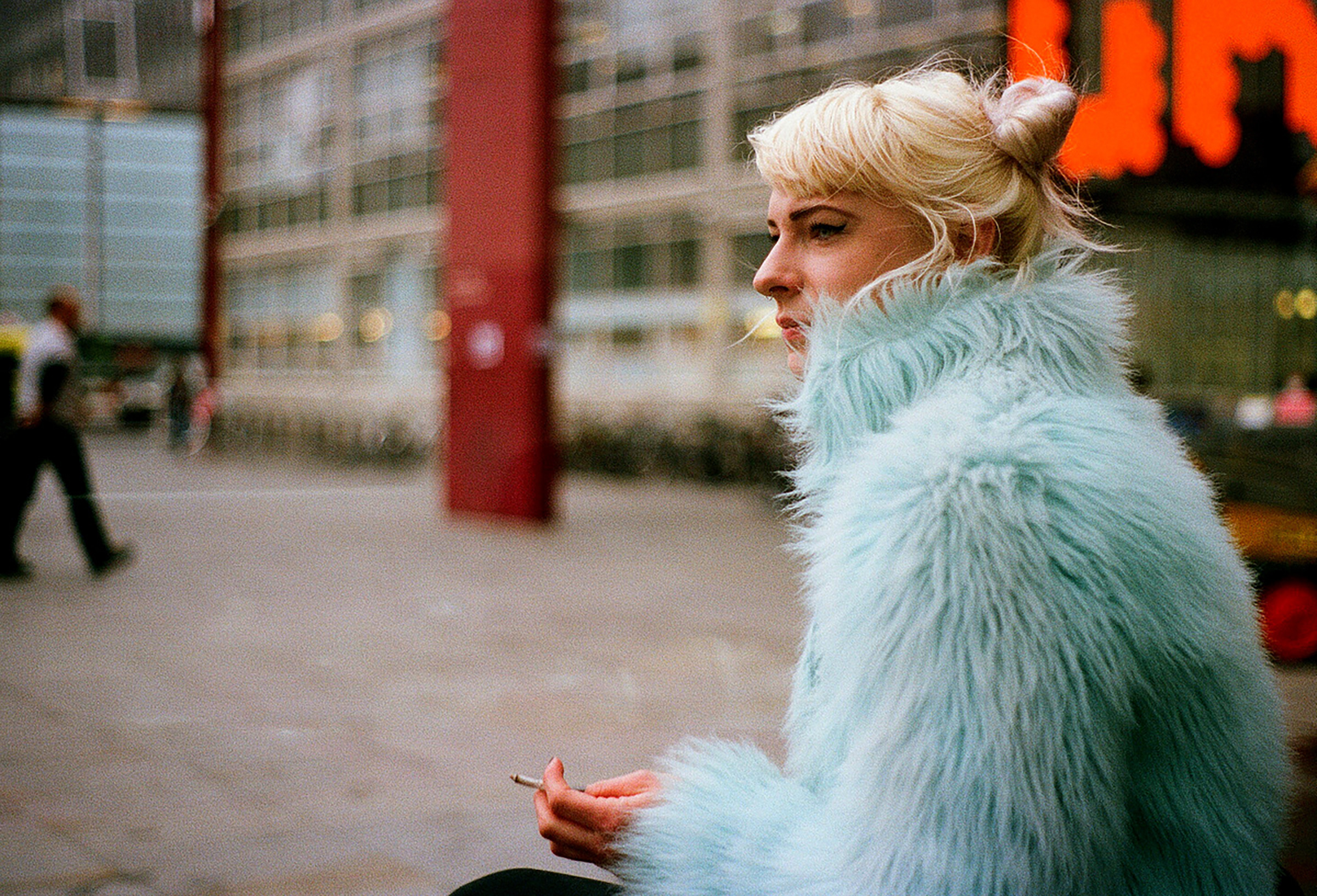 From the series  The World in London / The Atlas of Portraits