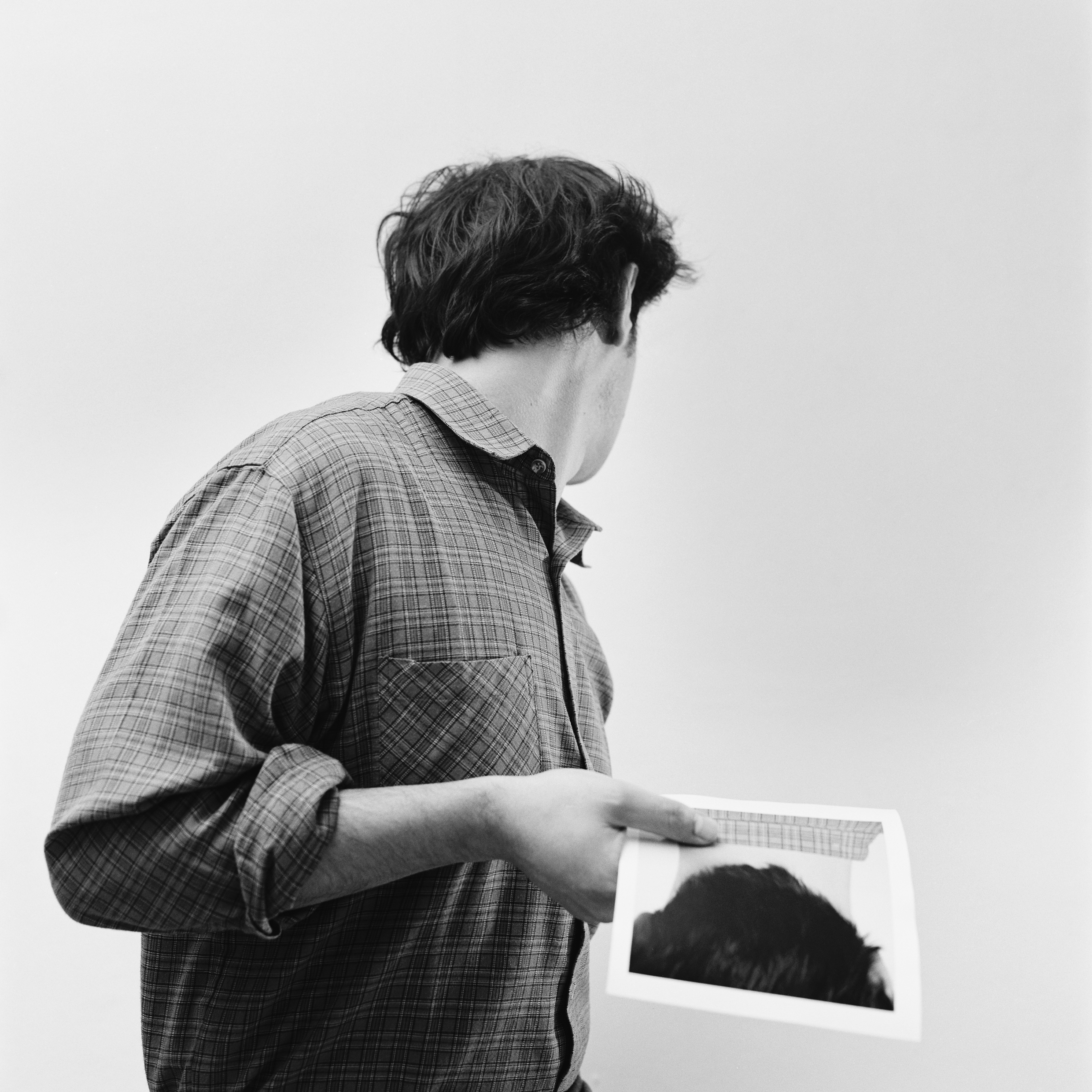 Davide Maione, ...and his neck from To a Place I can't Pronounce, 2011  Courtesy the artist