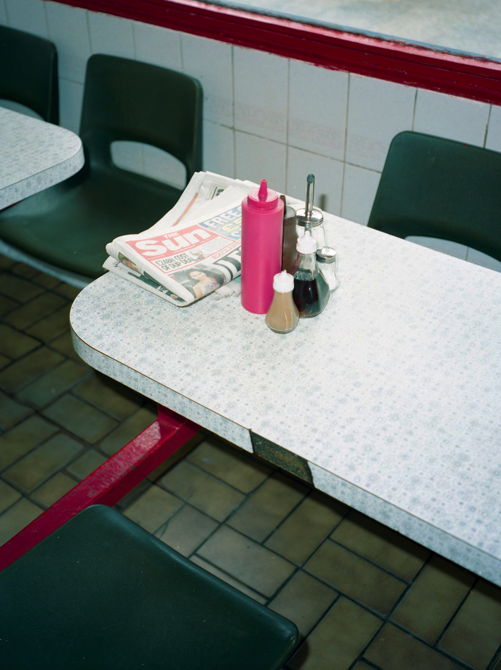 Image from the series  Spare Time & The City