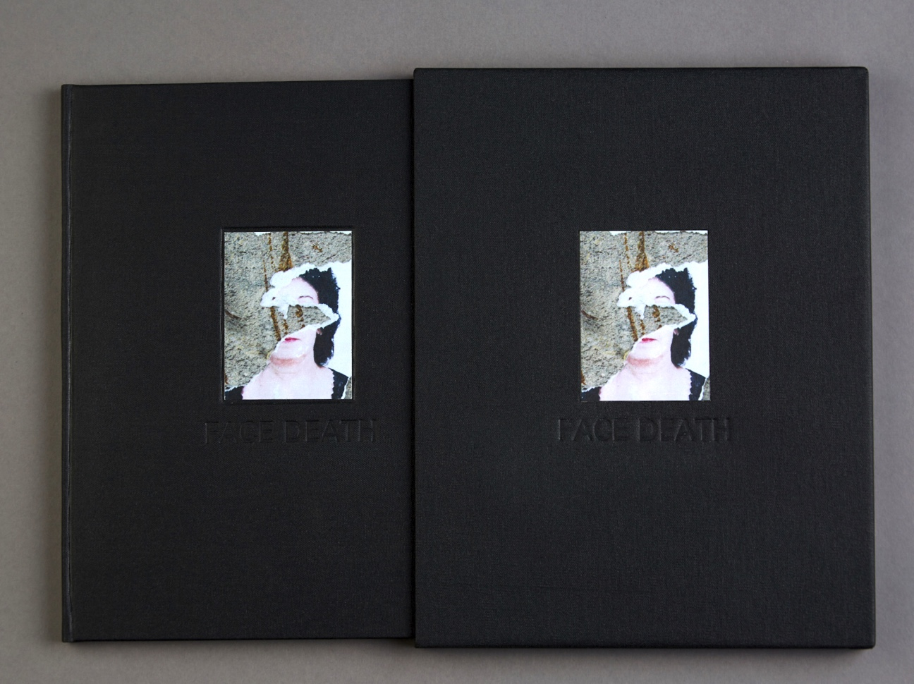 Face Death  photobook