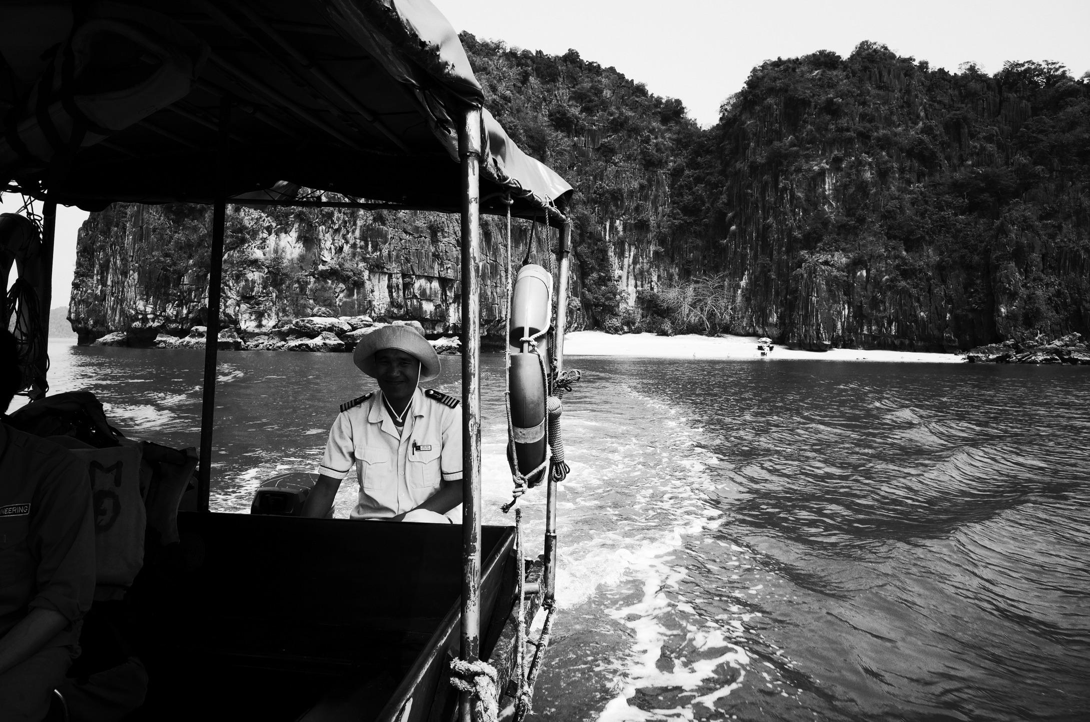 Image from Ha Long Bay