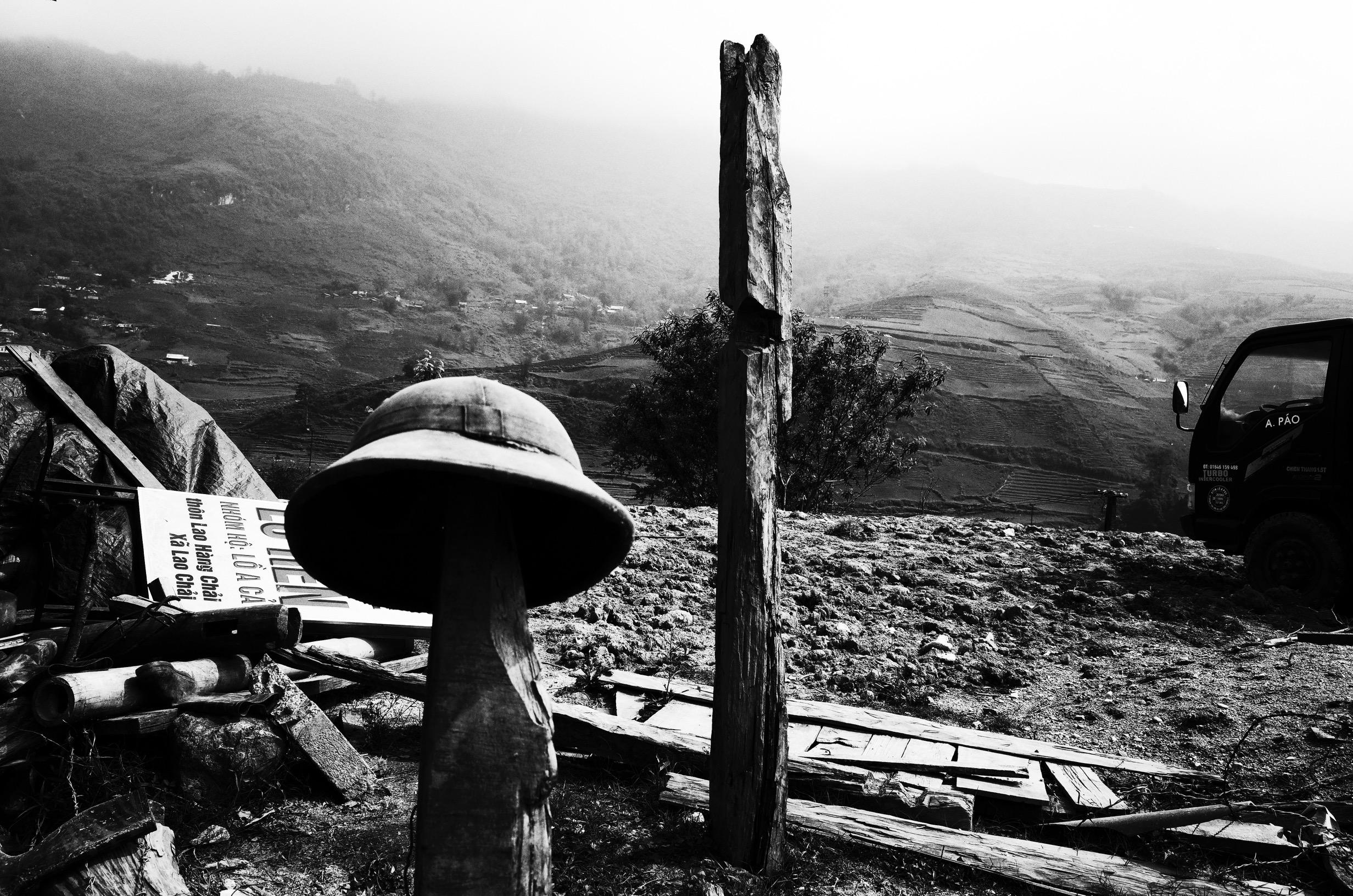 Image from Ta Van, Vietnam