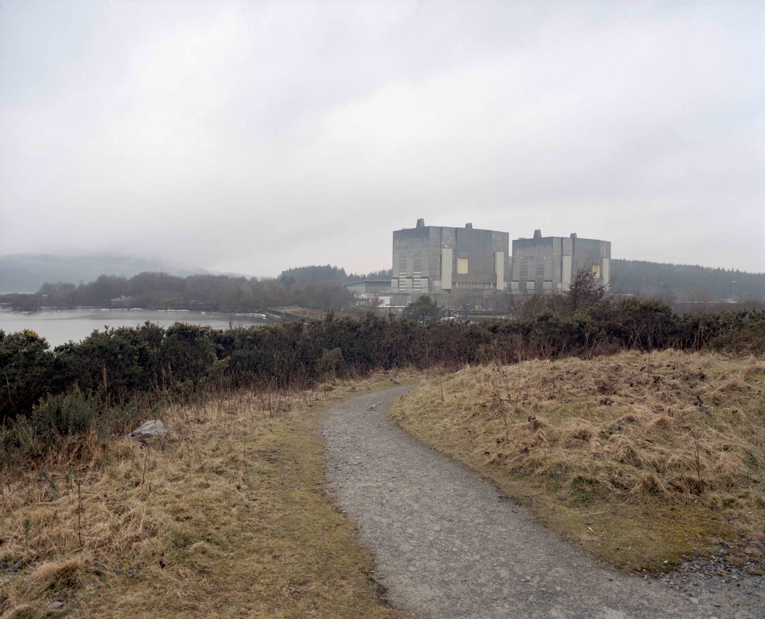 Trawsfynydd Nuclear Power Station - Closed in 1991, the nuclear power station is expected to take 100 years to complete its decommission.