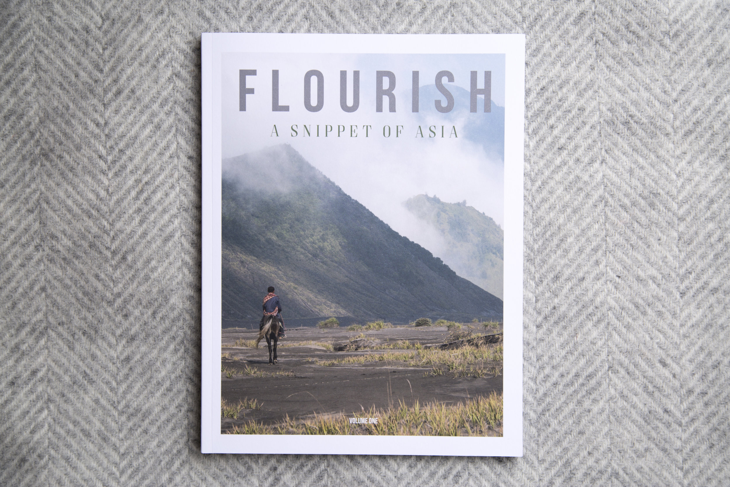 Volume 1 of Flourish