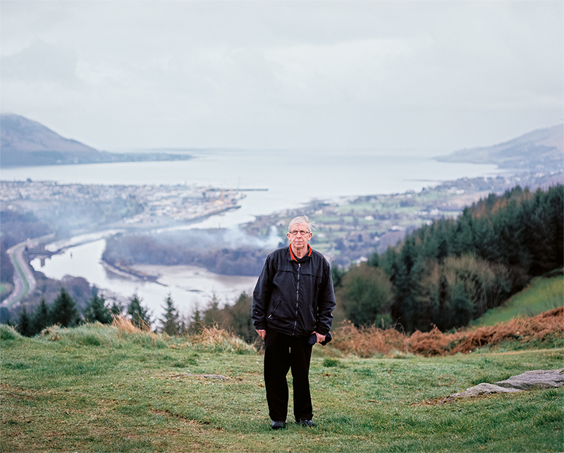 Image from the series  Bordertownland