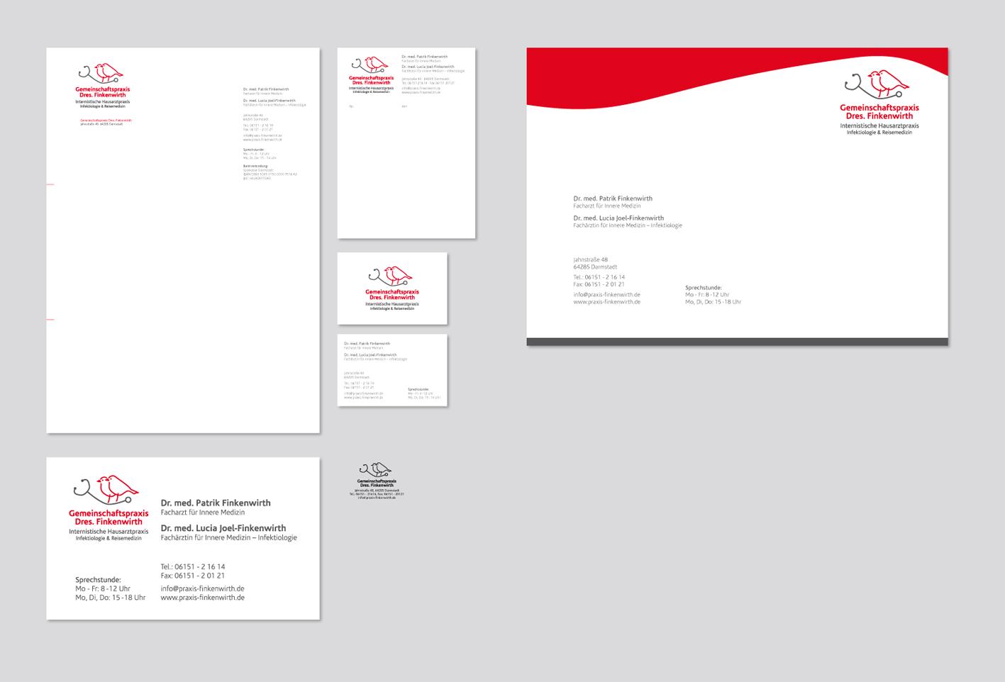 Corporate Design Kummerdesign