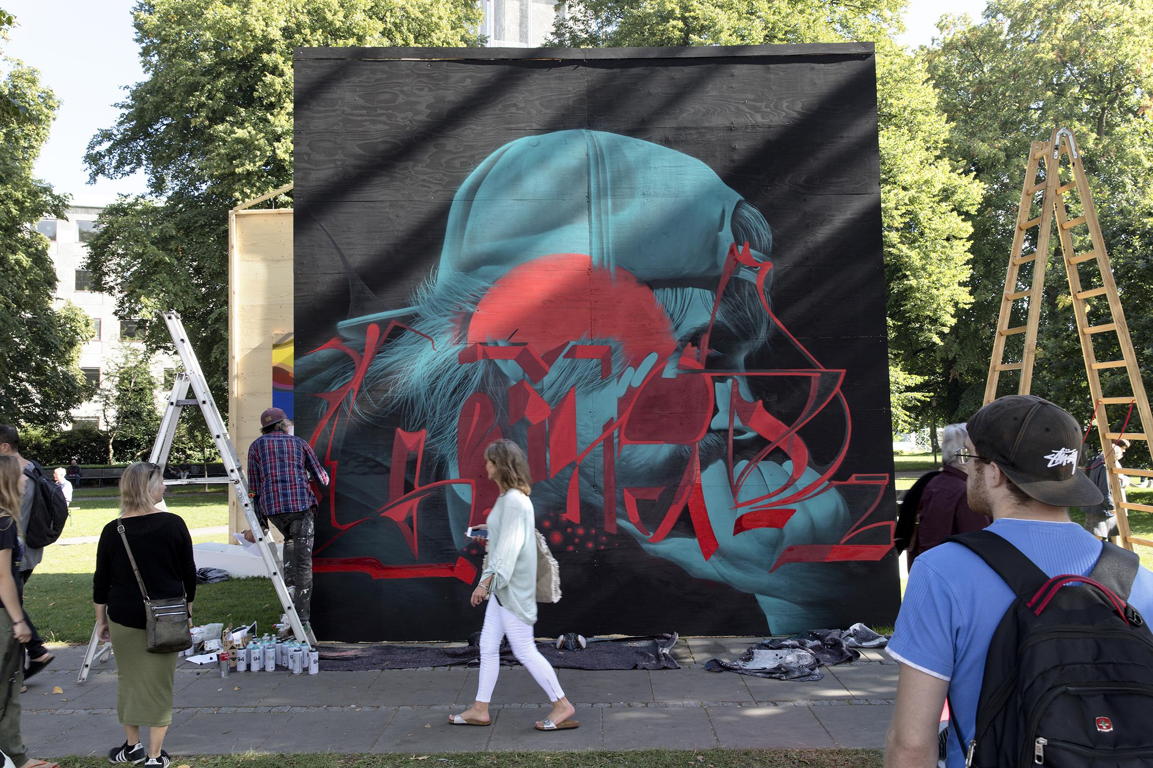 Street art-festivaler