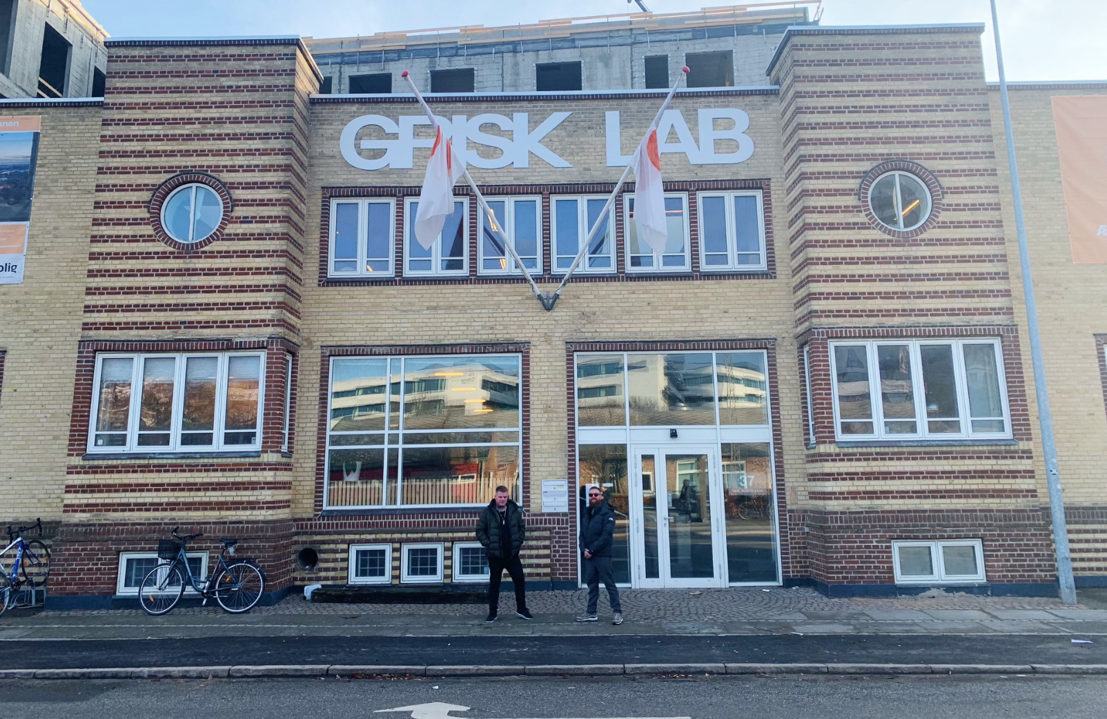 Galleri Grisk, street art, gavlmalerier, street art udsmykning, kunst, galleri i Aarhus