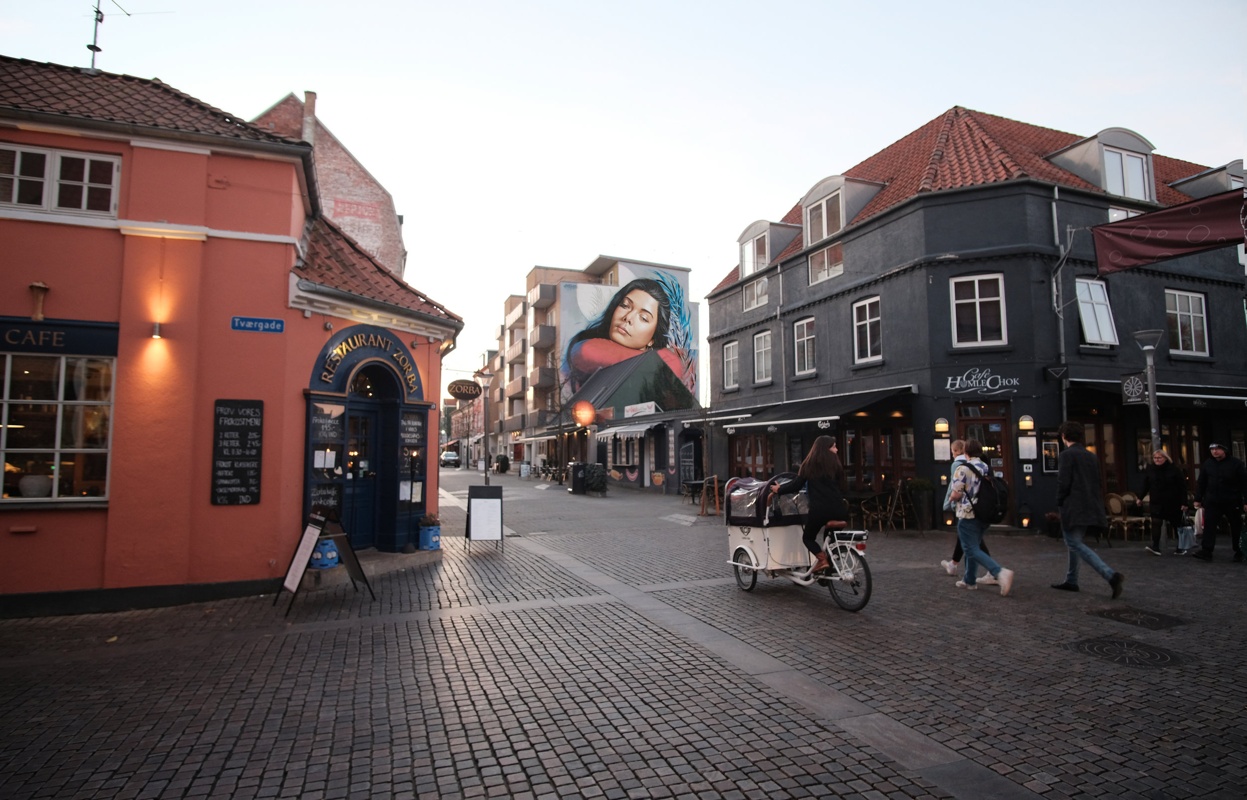 Street art Silkeborg Nygade 2018 steet view.jpg