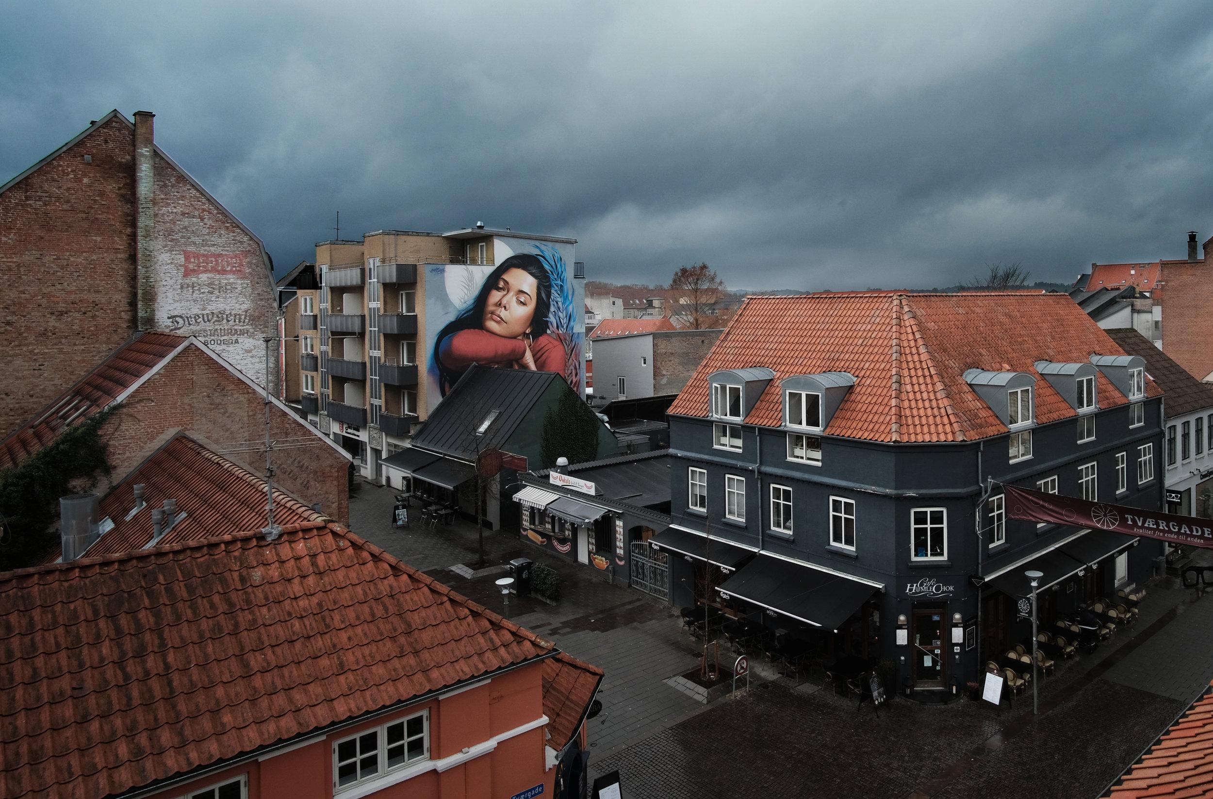 Gavl i Silkeborg -