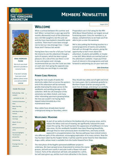 Issue 2 - August 2013