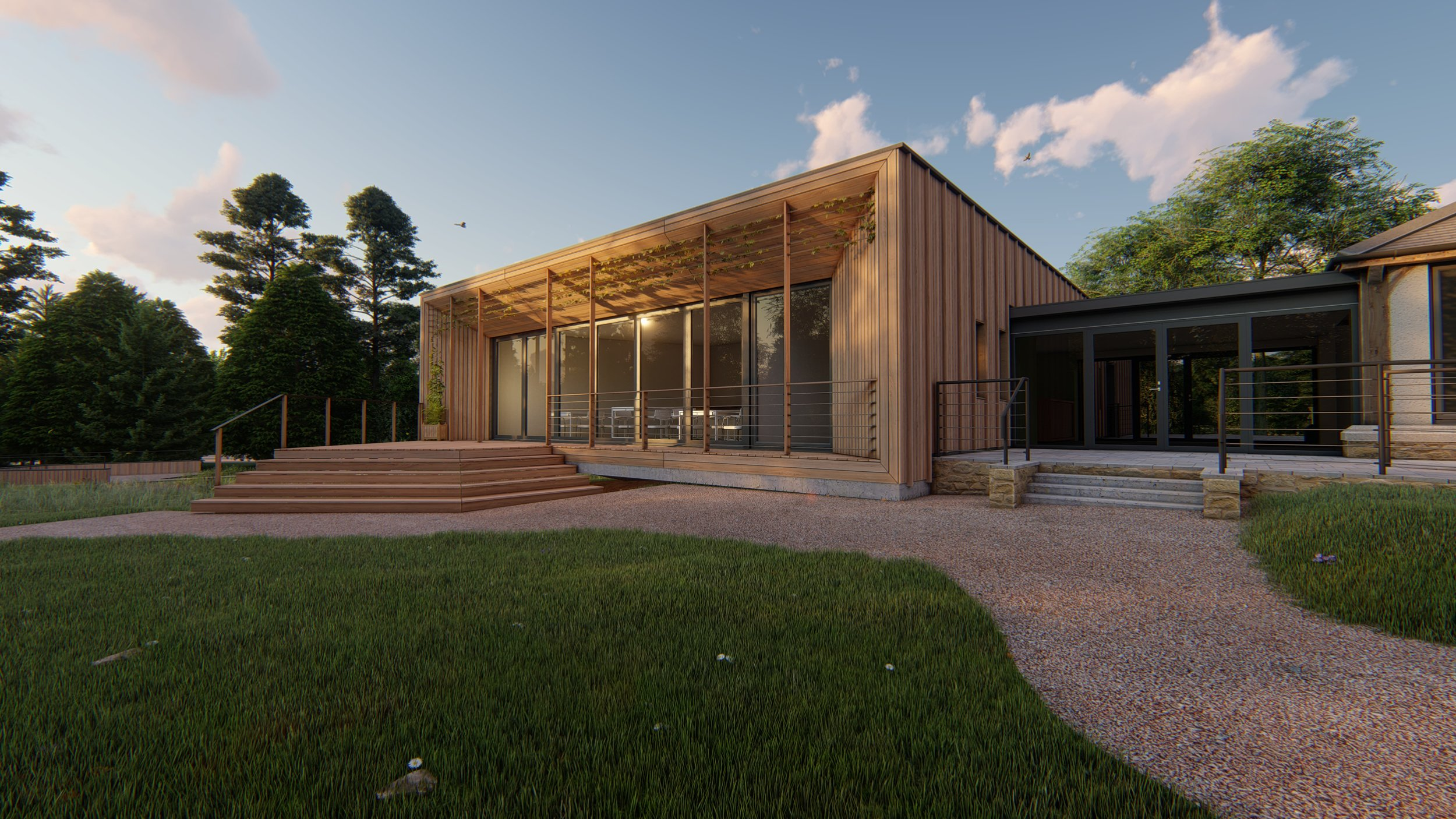 UK's First Tree Health Centre to be Built at the Yorkshire Arboretum