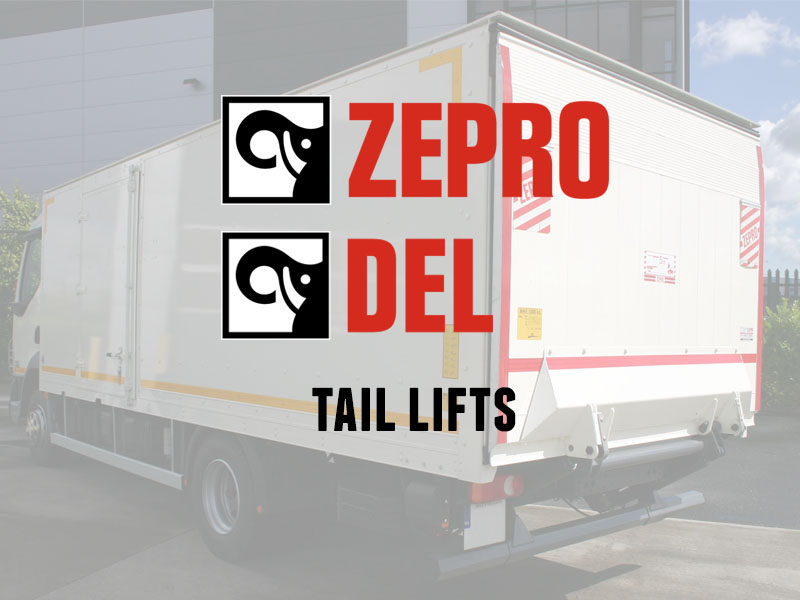 Zepro tail Lifts Del Tail Lifts