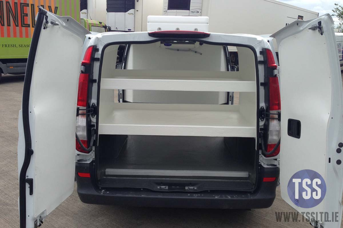 van insulation shelving tss