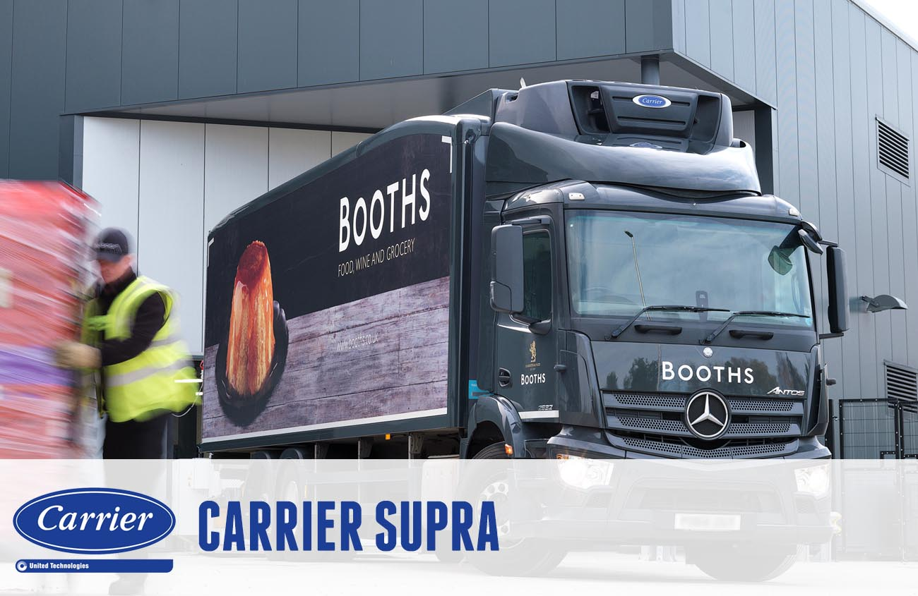 The supra is Carriers Rigid Truck Unit