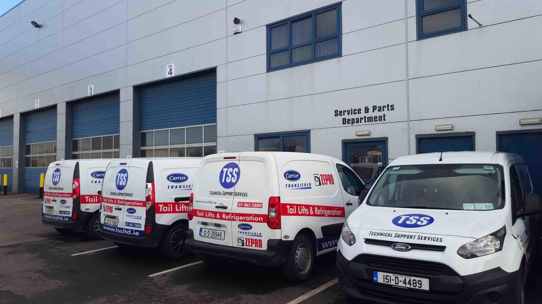 Refrigeration, tail lift | service, maintenance, repair