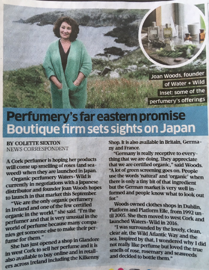 Article: Sunday Business Post