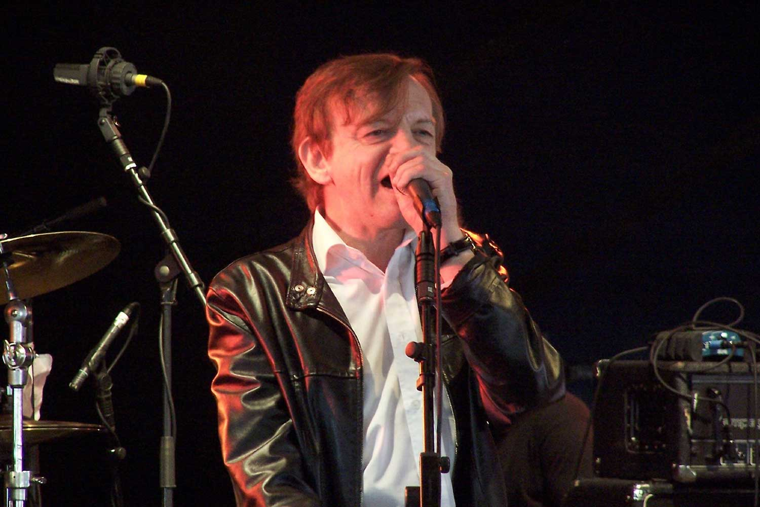 Mark E Smith pisses himself on stage – The news article was an SEO success and became known as MESPA in the office due to its continued status as the most read news article on the website