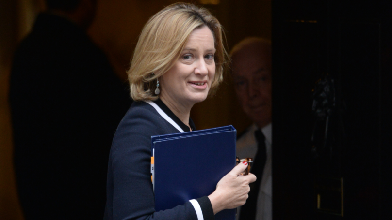 An interview with Home Secretary Amber Rudd, undertaken shortly before she announced a consultation on domestic abuse, with hopes to roll out new legislation.