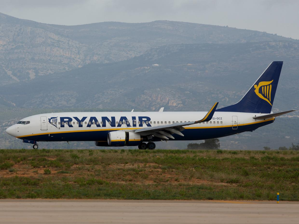 The Independent  - Ryanair reveal 67% gender pay gap