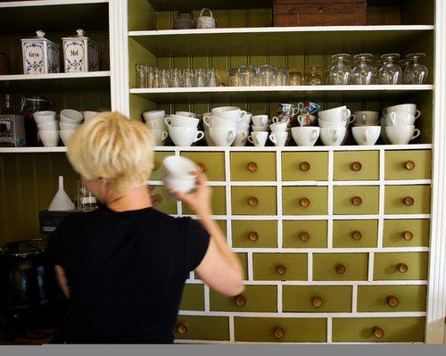 original general store drawers