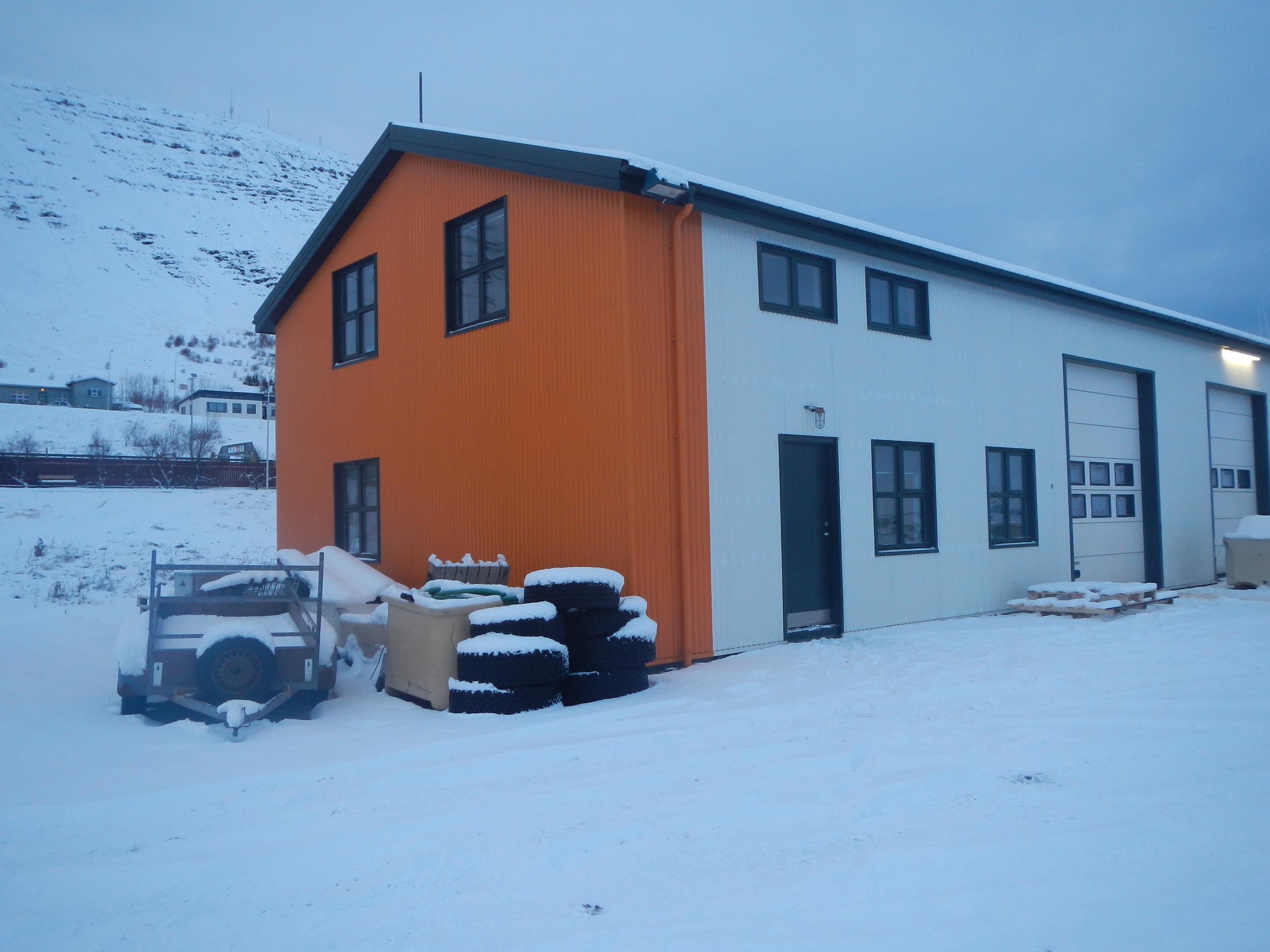 Harbor House exterior
