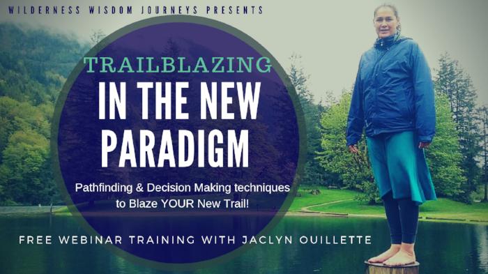 Ready to Blaze a New Trail? -